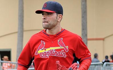 MLB: St Louis Cardinals-Workout