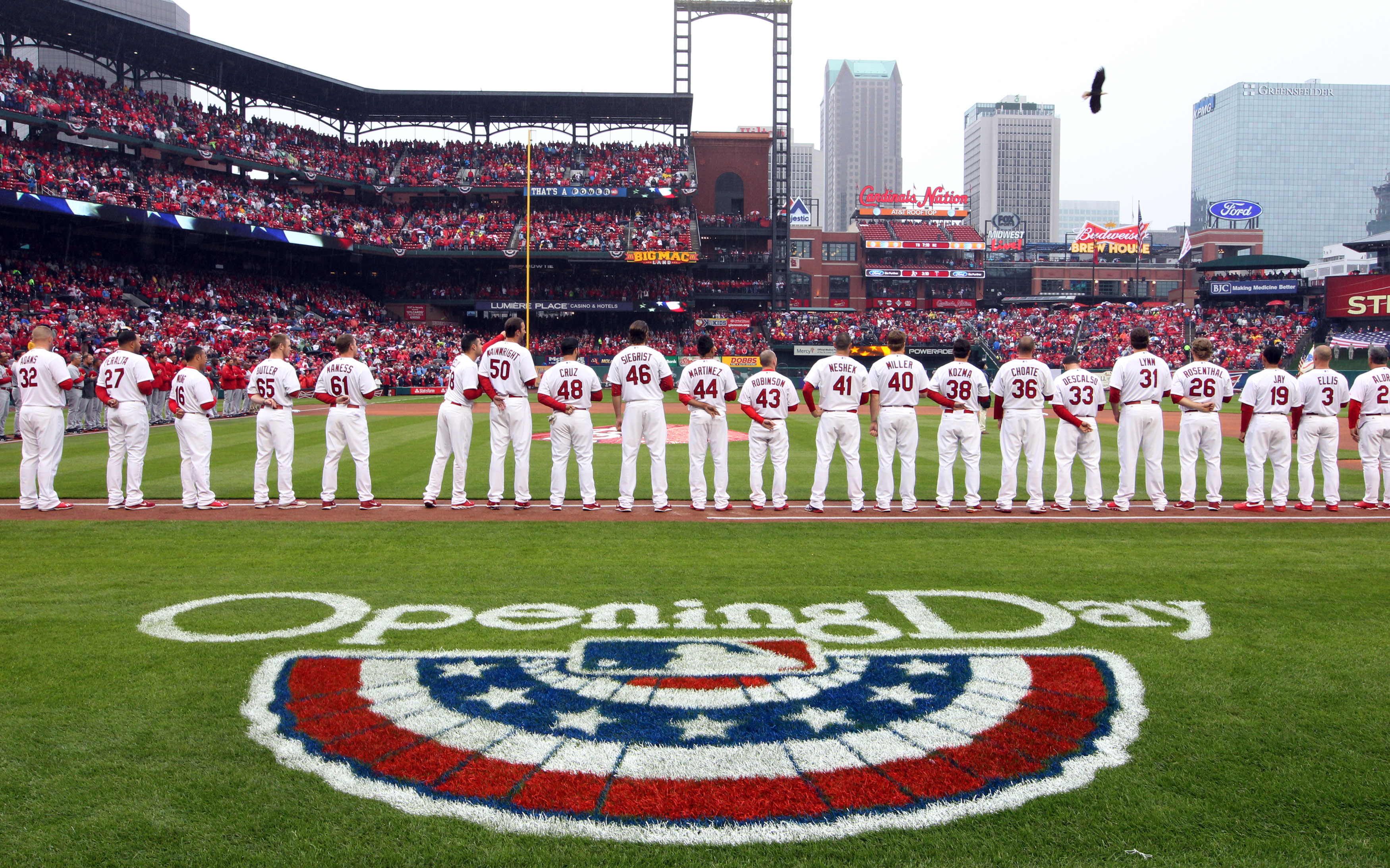 st. louis cardinals homestand highlights for this week – cardinal