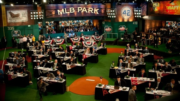 2012 MLB First-Year Player Draft
