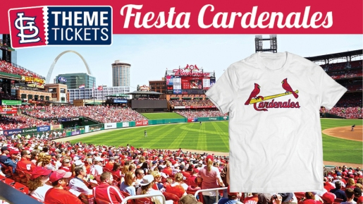 5565e2669d4 The St. Louis Cardinals announced the addition of Fiesta Cardenales to the  2016 Theme Ticket schedule.