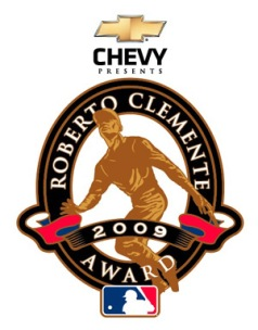 roberto_clemente_award_2009_logo