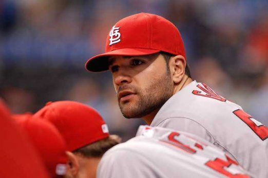 MLB: St. Louis Cardinals at Tampa Bay Rays